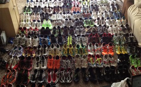 A Randomized, Blinded Trial of Minimalist Shoes