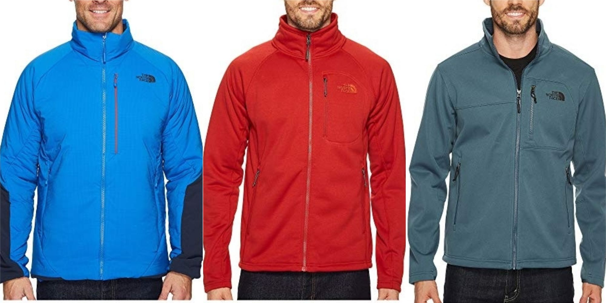 Daily Deal: The North Face Jackets Are on Sale for 50% Off