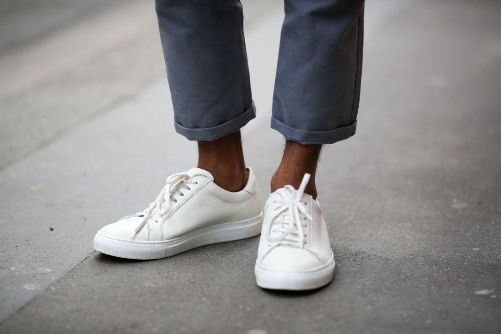 Cómo limpiar las zapatillas blancas Trucos para mantener