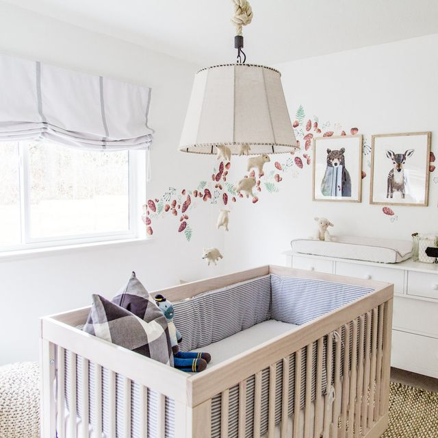 25 Adorable Woodland Nursery Ideas