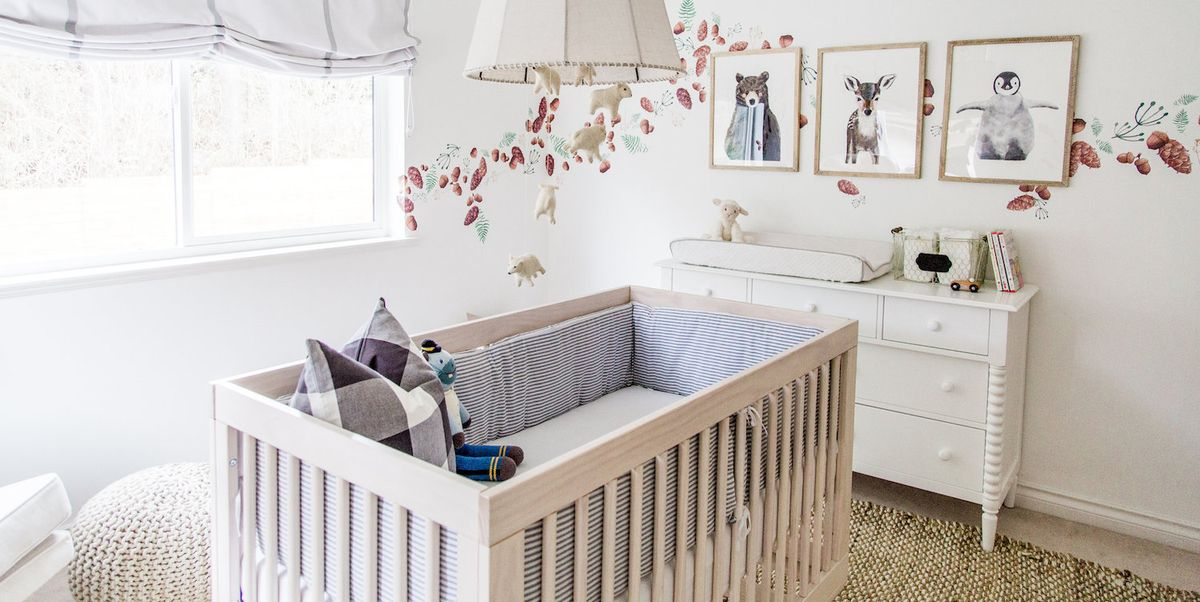 25 Adorable Woodland Nursery Ideas Best Woodland Themed Nursery