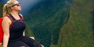 Theodora Blanchfield Machu Picchu