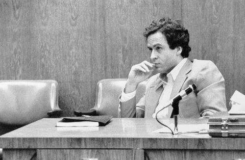 ted bundy in court