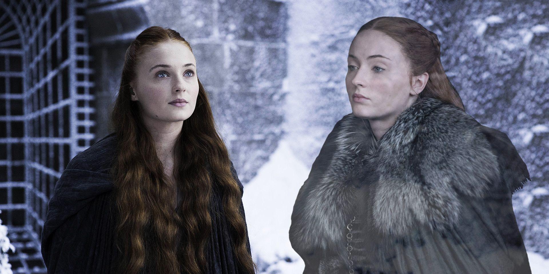 The Best Sansa Stark Theories for Game of Thrones Season 8