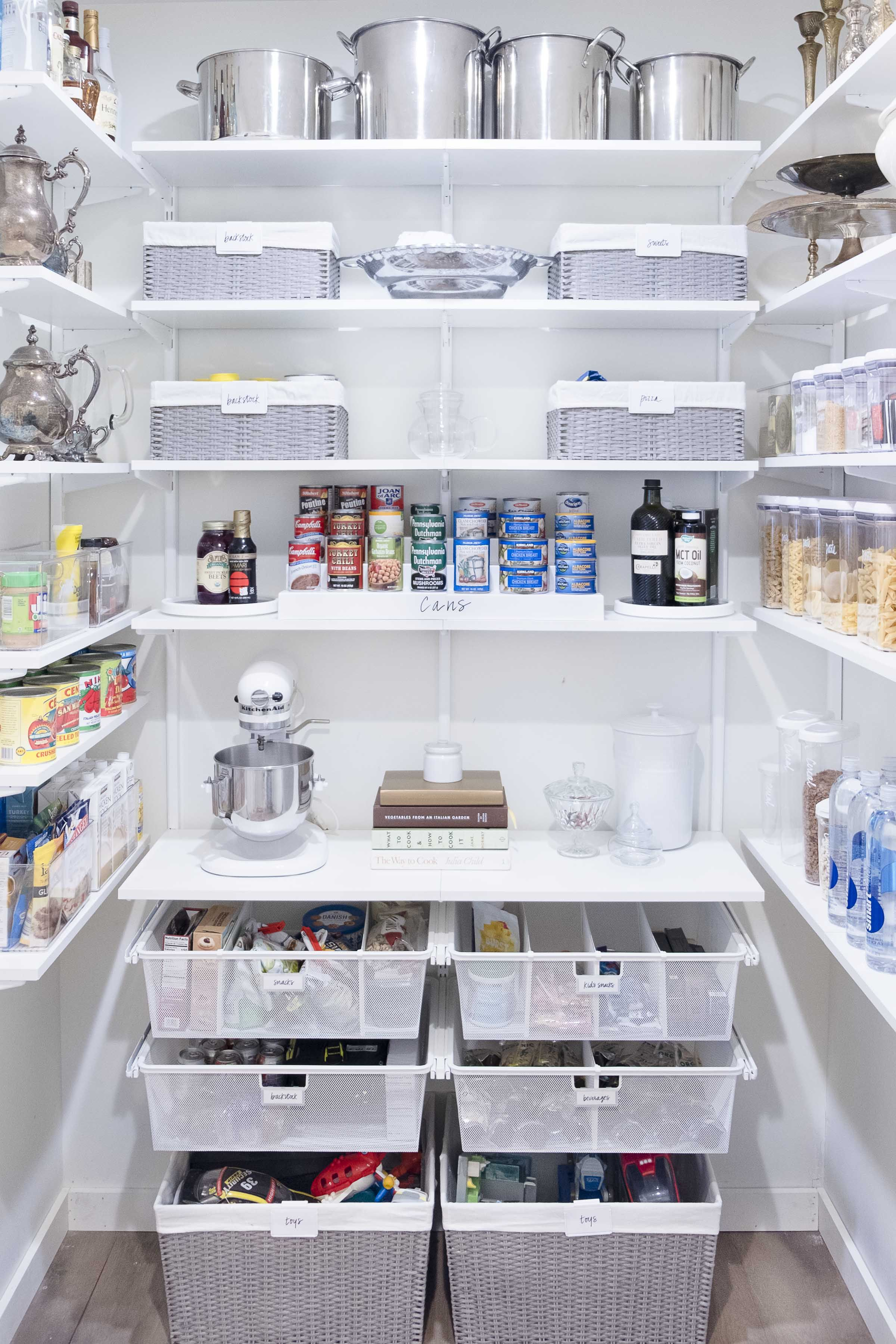 Kitchen Organization Tips How To Organize Your Kitchen By The Home Edit