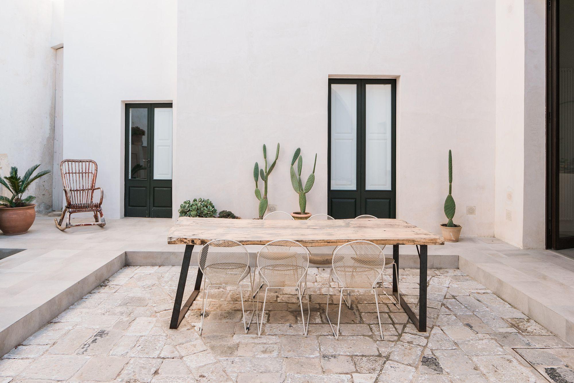 Una villa in affitto nel cuore più barocco (e segreto) della Puglia