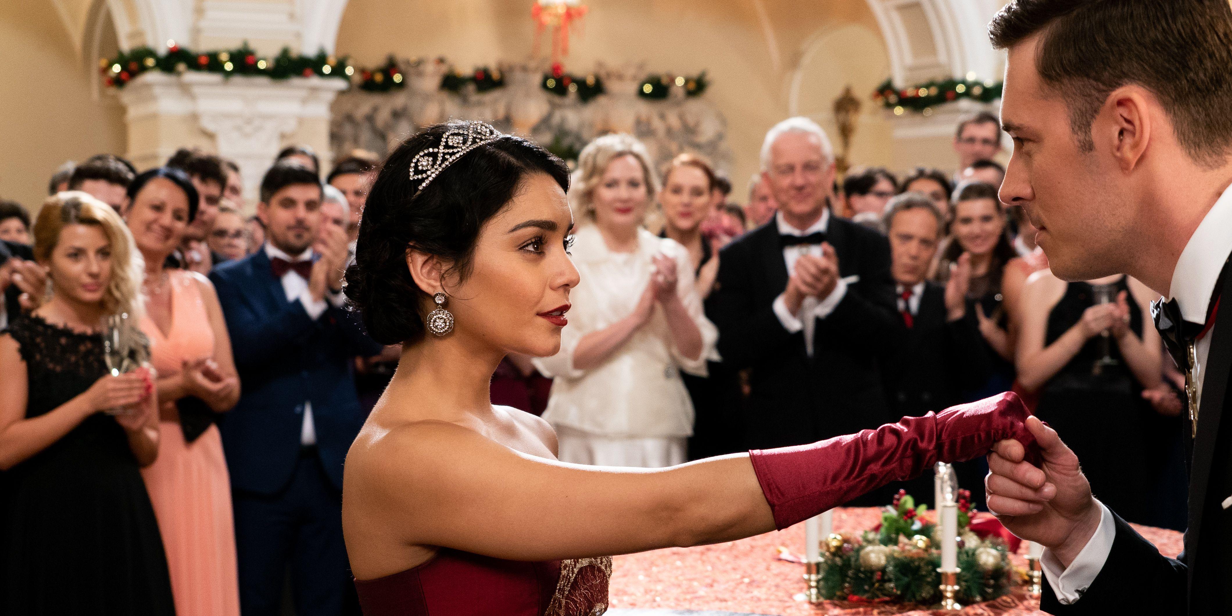 Netflix' nieuwe kerstfilm The Princess Switch met Vanessa Hudgens