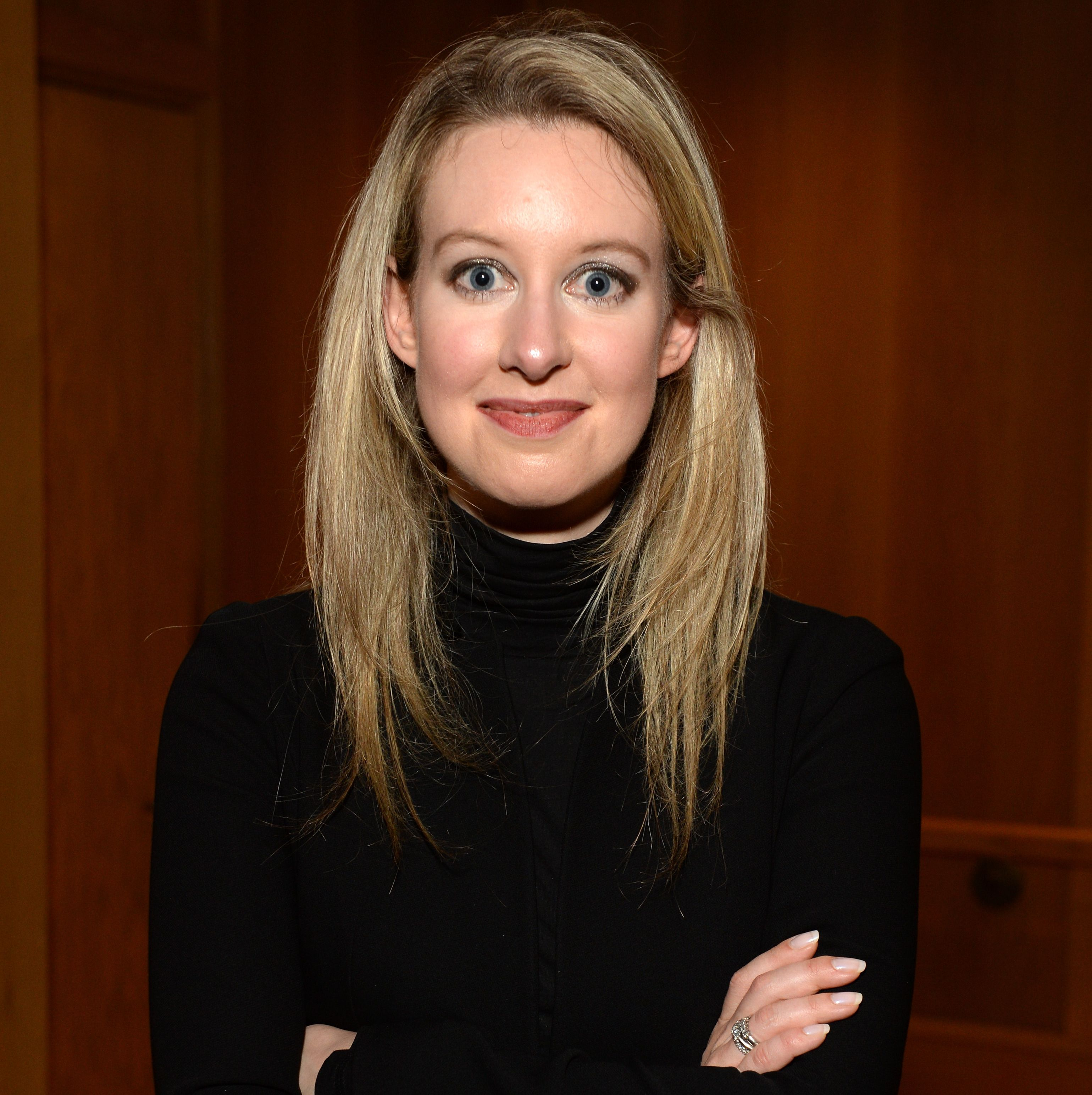 People Are Questioning Elizabeth Holmes' Real Speaking Voice In New HBO Theranos Documentary