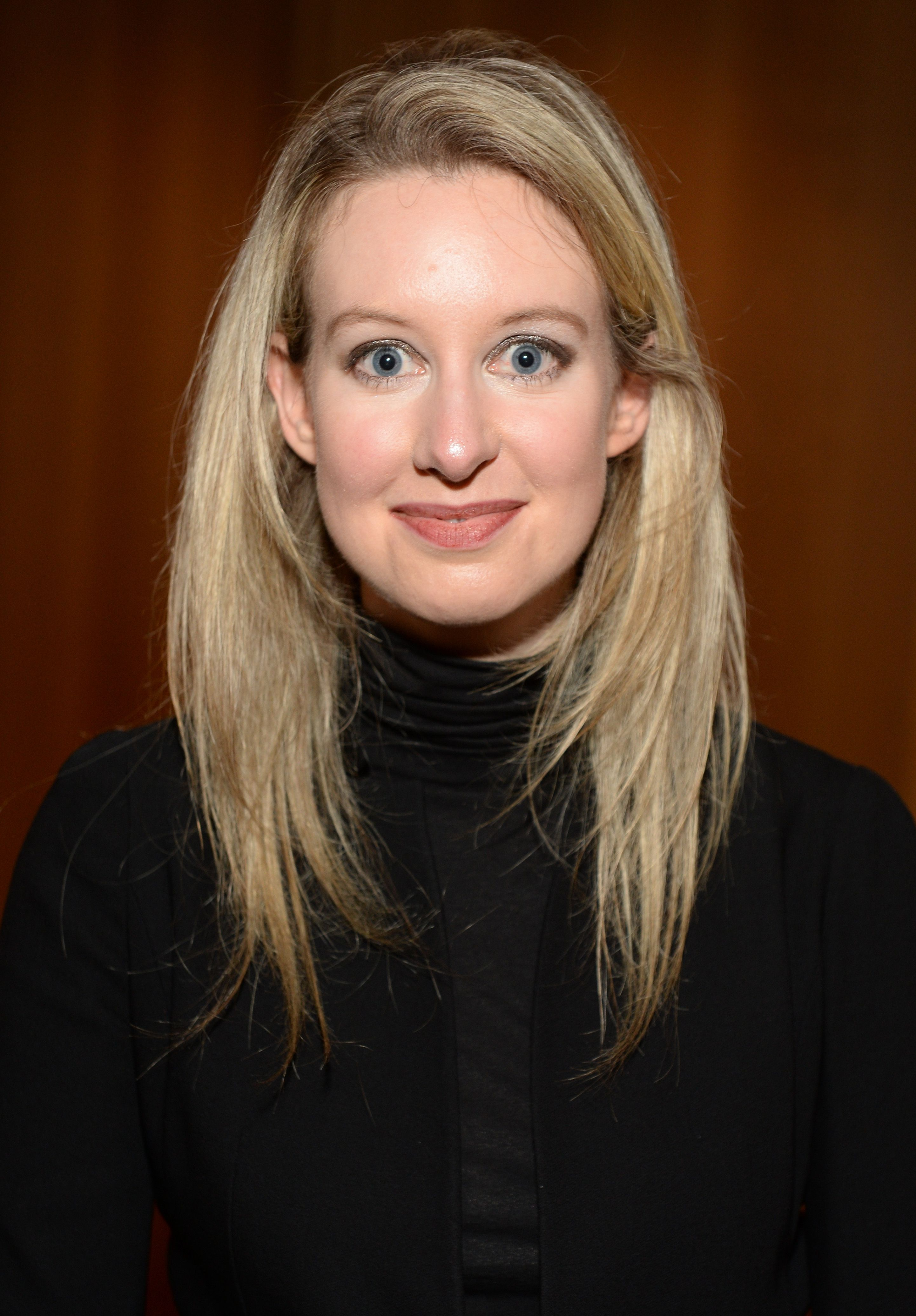 Elizabeth Holmes Reportedly Got Married In Secret. Here's Everything We Know So Far.