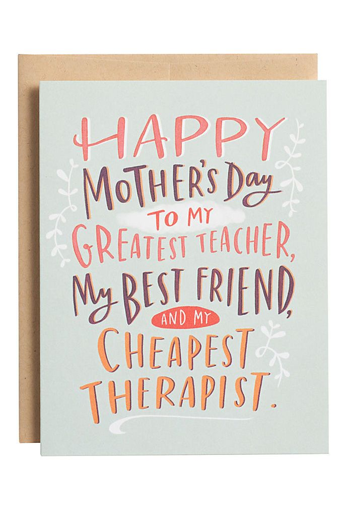 37 Funny Mother's Day Cards That Will Make Mom Laugh ...
