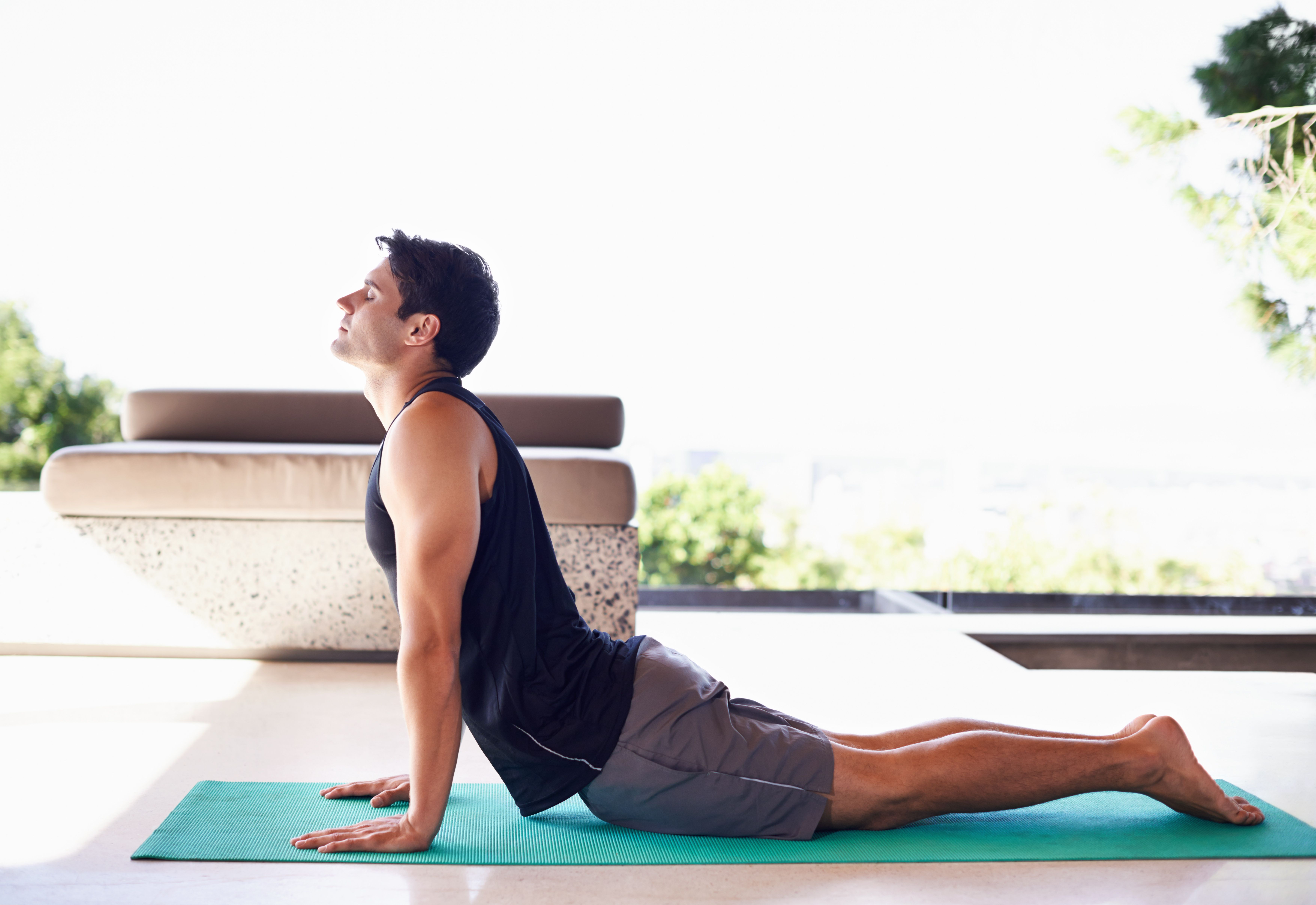 This Home Mobility Flow Is Designed to Help Your Lower Back