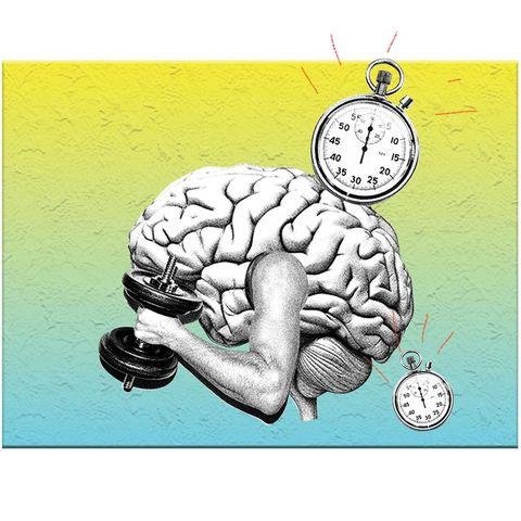 Brain, Brain, Cartoon, Organ, Illustration, Organism, Fictional character, Line art, Drawing, Art,