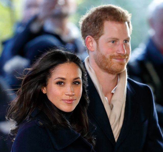 The Subtle Symbolism In Meghan Markle And Prince Harry's New TIME Photoshoot