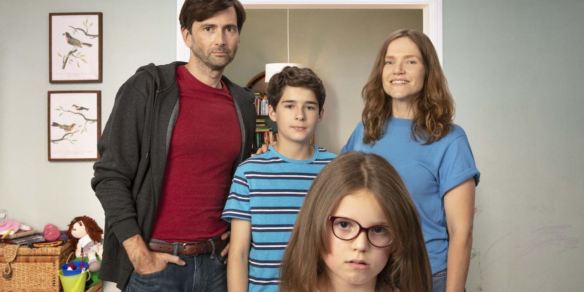 David Tennant returns to BBC in first trailer for There She Goes series 2