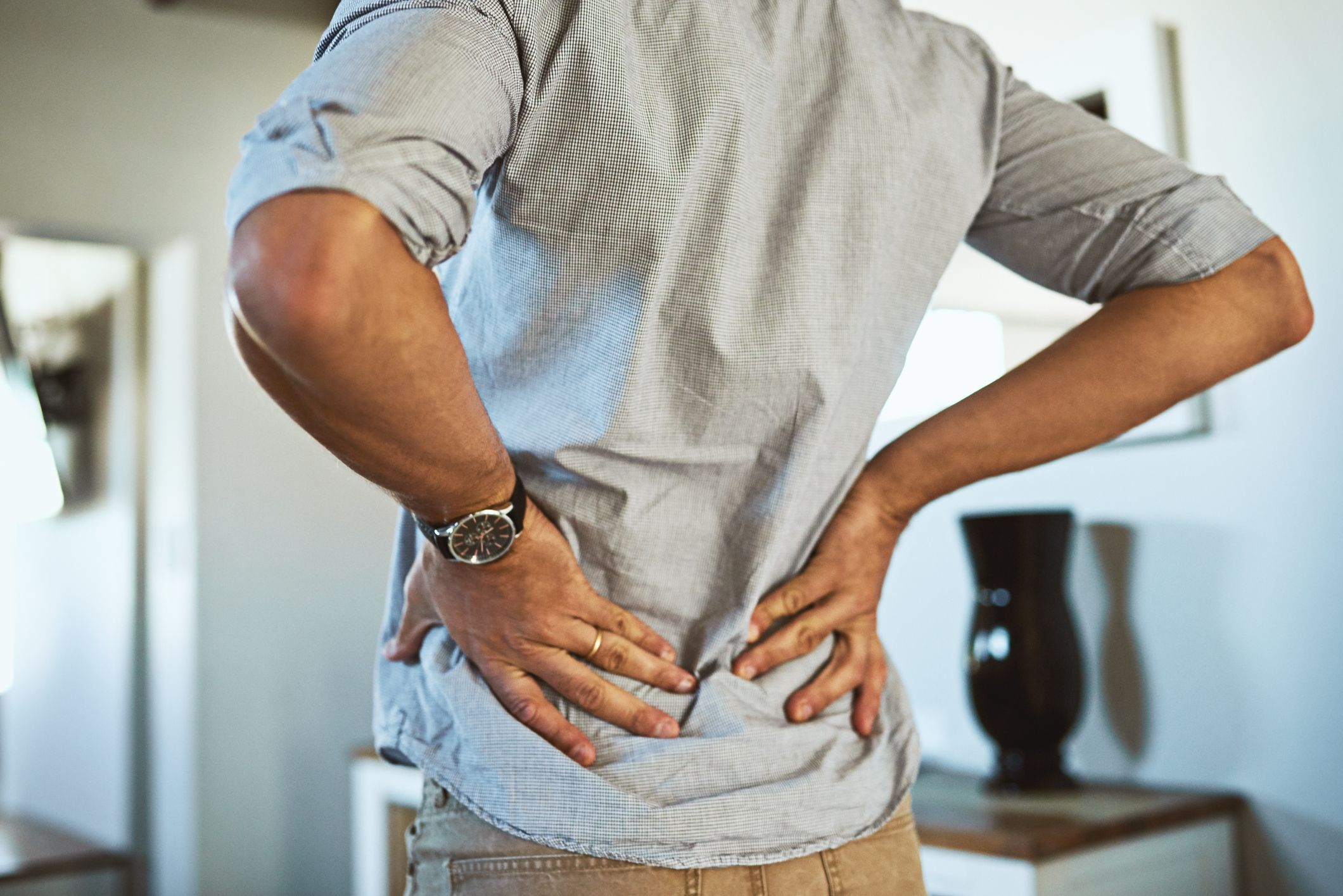 The Little-Known Muscle That's Probably Making Your Back Hurt