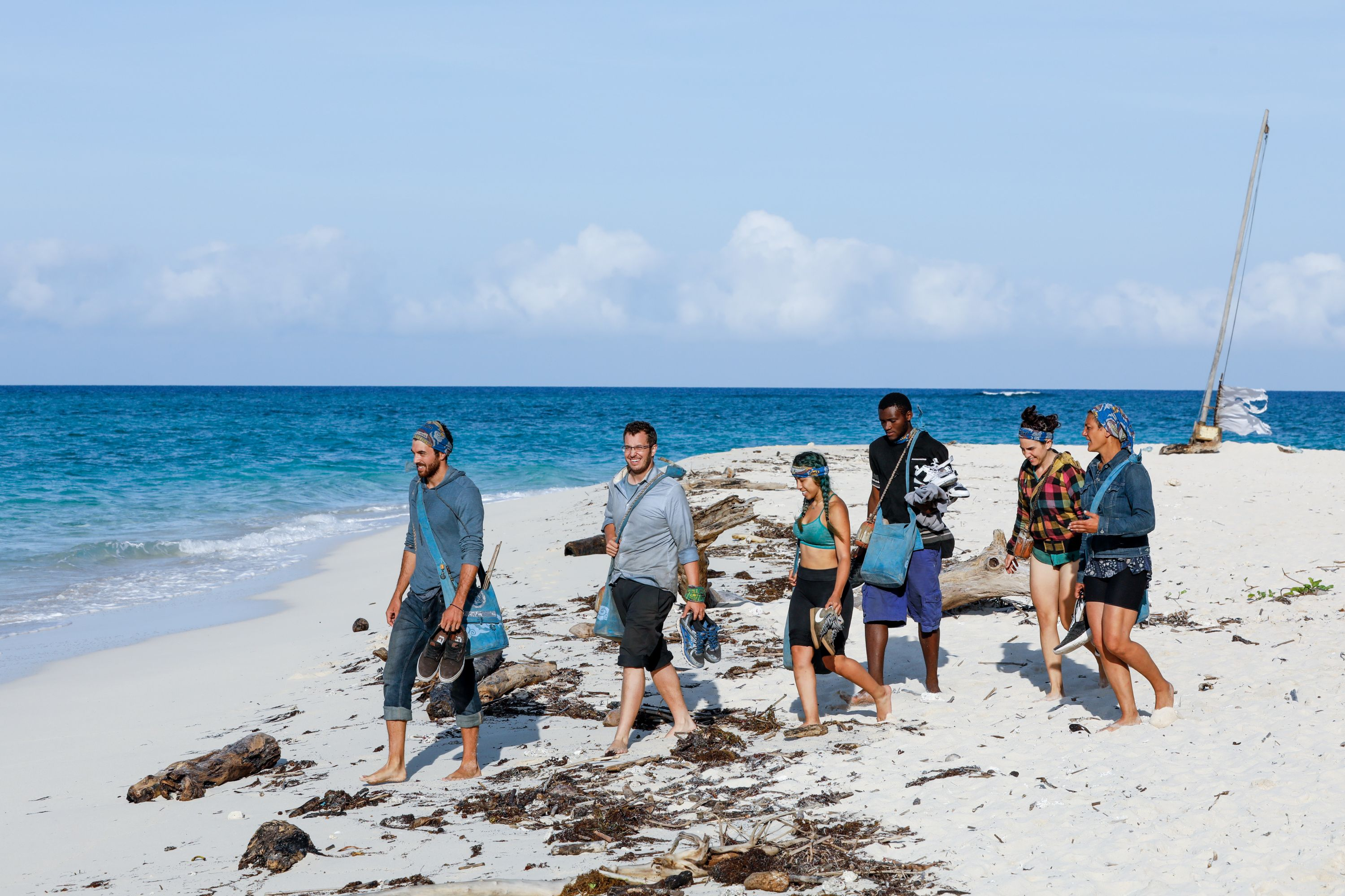 Here's Who Fans Think Will Come Back From Survivor's Extinction Island