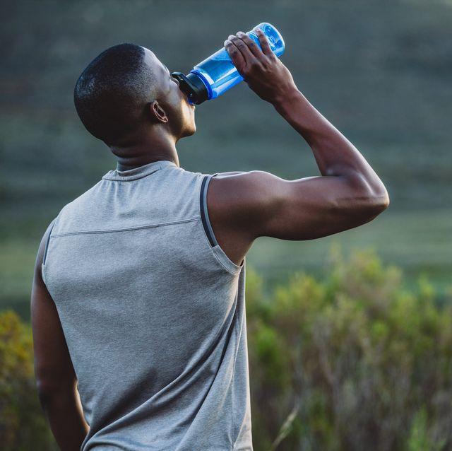 hardlopen drinkfles watersysteem waterfles drinken
