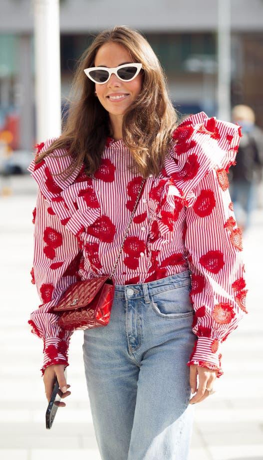 day 2 street style stockholm fashion week spring summer 2021
