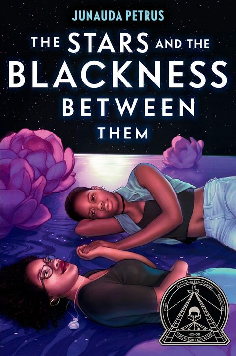 the stars and the blackness between