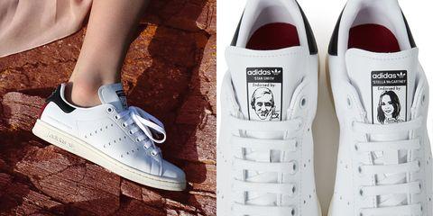 Stan Smith, Stella McCartney, adidas, 球鞋,愛迪達,小白鞋,adidas originals,聯名款,環保球鞋,設計師款,運動鞋