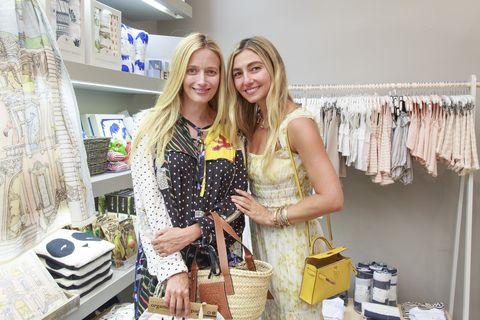 Yellow, Fashion, Boutique, Shopping, Fashion design, Room, Fashion accessory, Event, Interior design, Service,