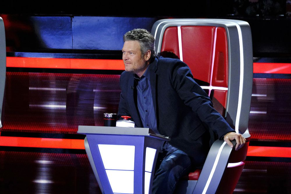 Gwen Stefani Got So Sassy With Blake Shelton Over A 'Voice' Contestant