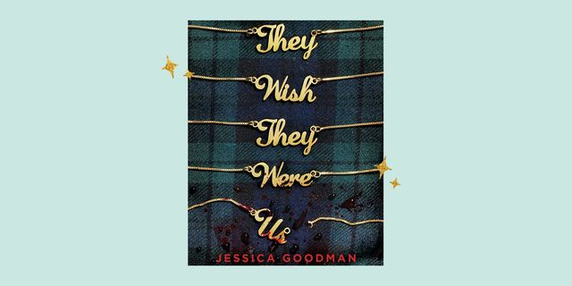 they wish they were us book cover