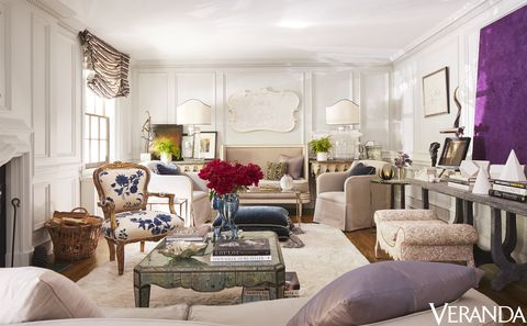 colette van den thillart living room