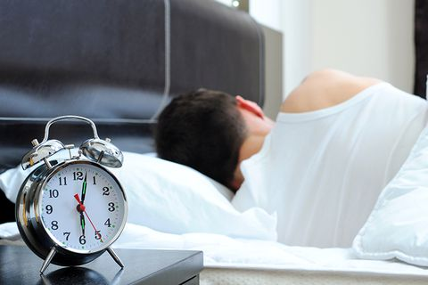 sleep in to lose weight