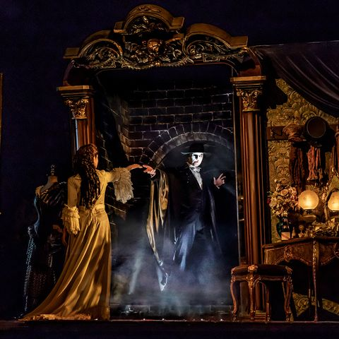 things to do on Christmas day NYC - phantom of the opera broadway