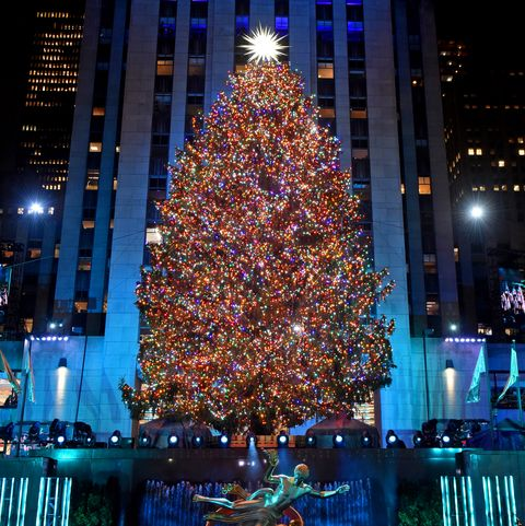 Nyc Christmas.13 Best Things To Do On Christmas Day In Nyc Best Holiday