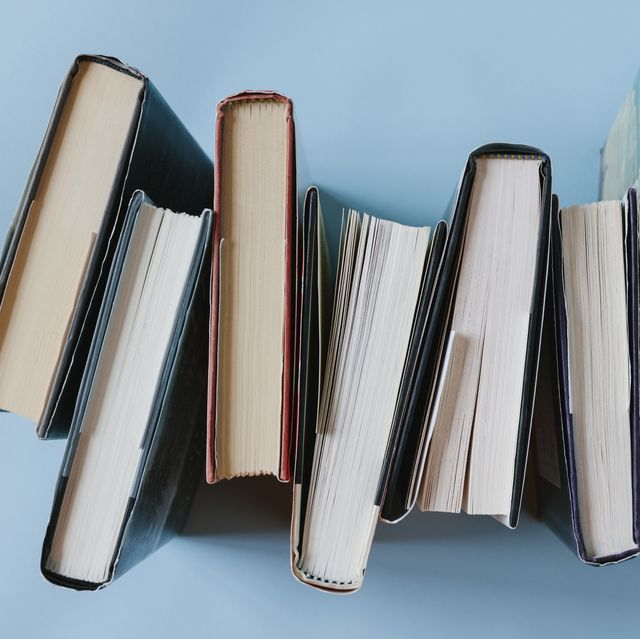 things to get rid of in your home, from books to old makeup