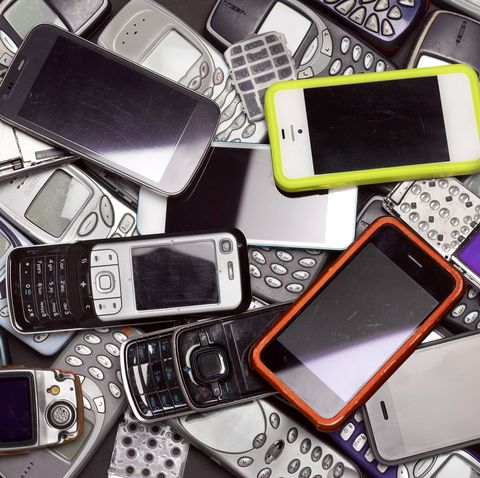 things to sell online old phones