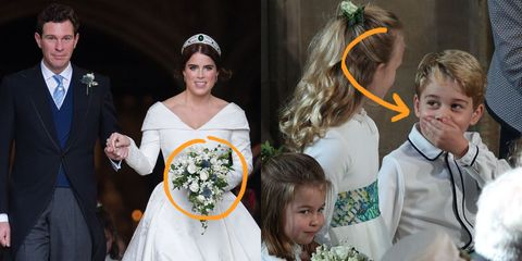 Princess Eugenie Wedding.Princess Eugenie Wedding Moments You Missed Princess Eugenie Jack