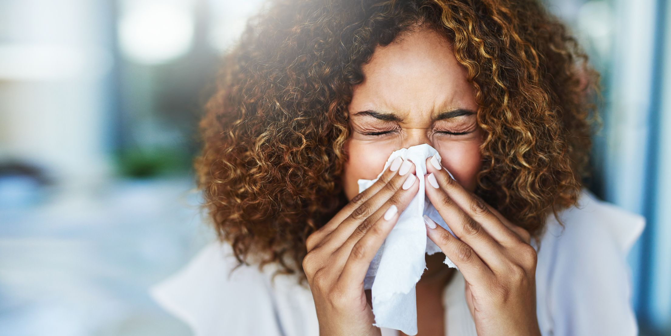 6 Signs Your Awful Cold Has Actually Turned Into a Sinus Infection