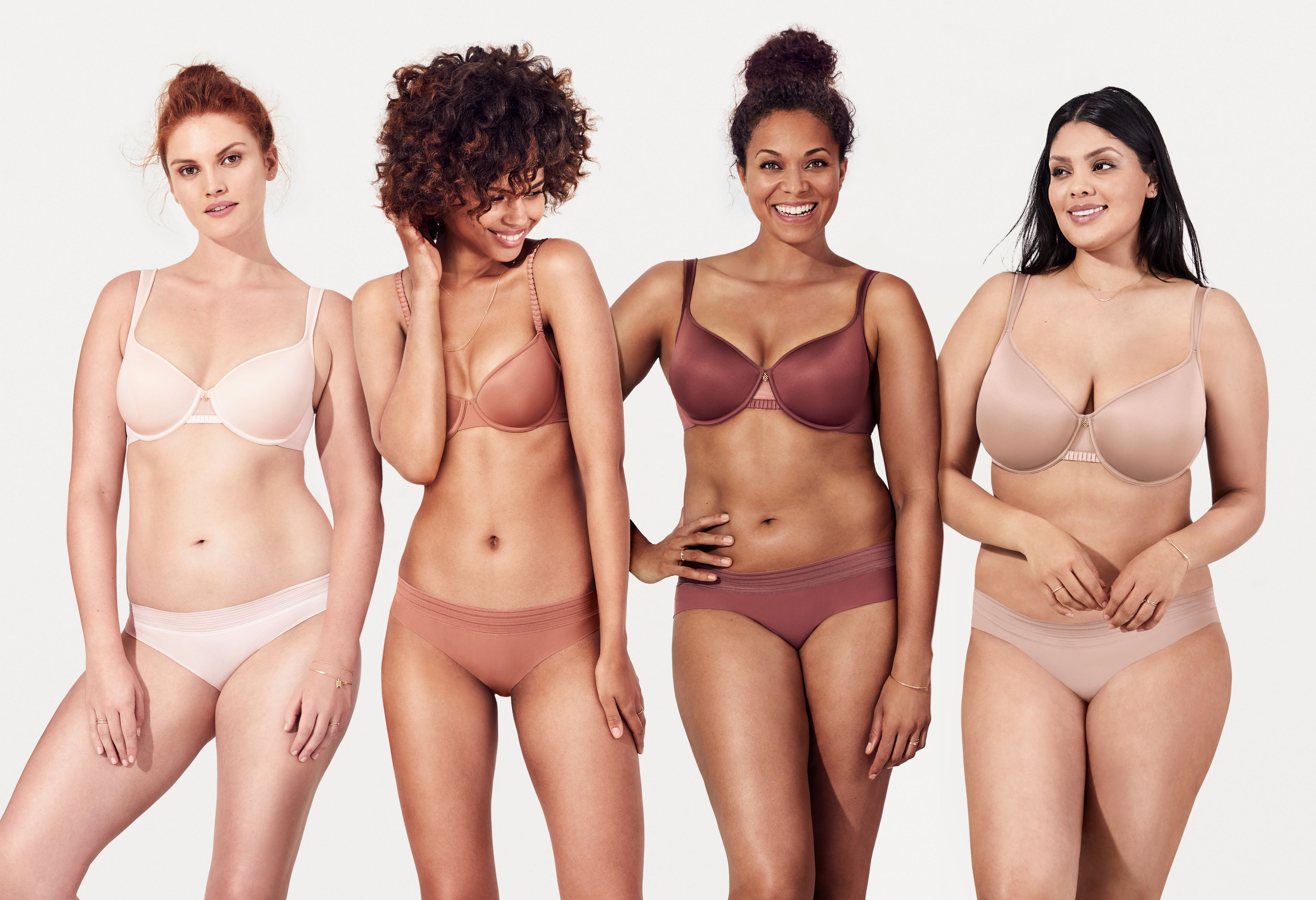 ThirdLove Just Introduced 24 New Sizes So We Can Finally Find a Bra That Fits