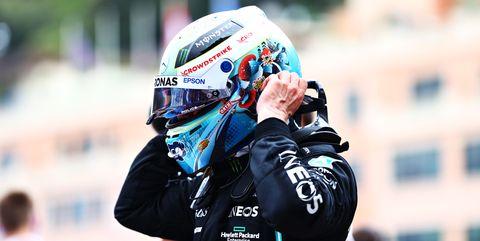valtteri bottas, piloto de mercedes en la fórmula 1