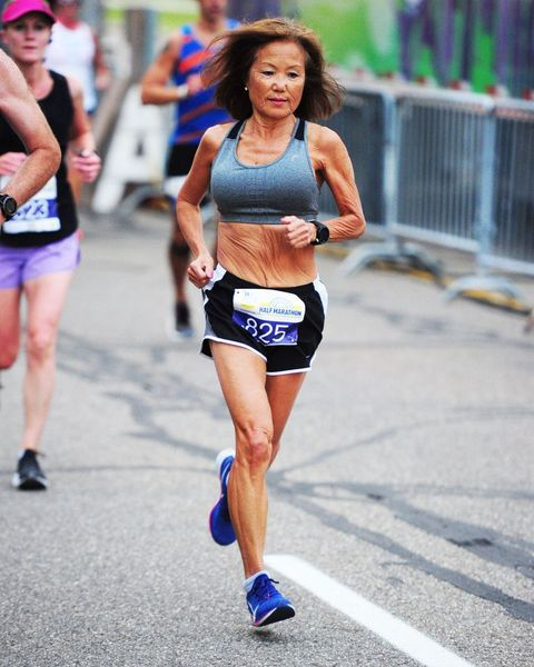 選手 時速 マラソン