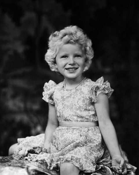 young princess anne