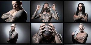 convención del tatuaje de parís