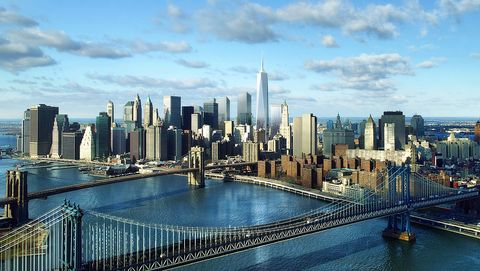 New Freedom Tower Design Unveiled In New York