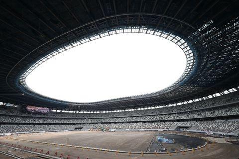 Estadio Olímpico del atletismo en Tokio 2020