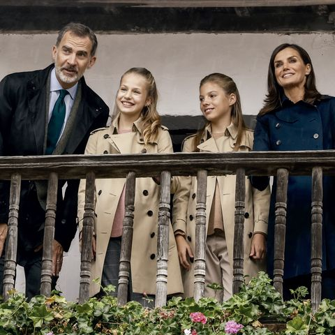 Spanish Royals Christmas Cards 2019