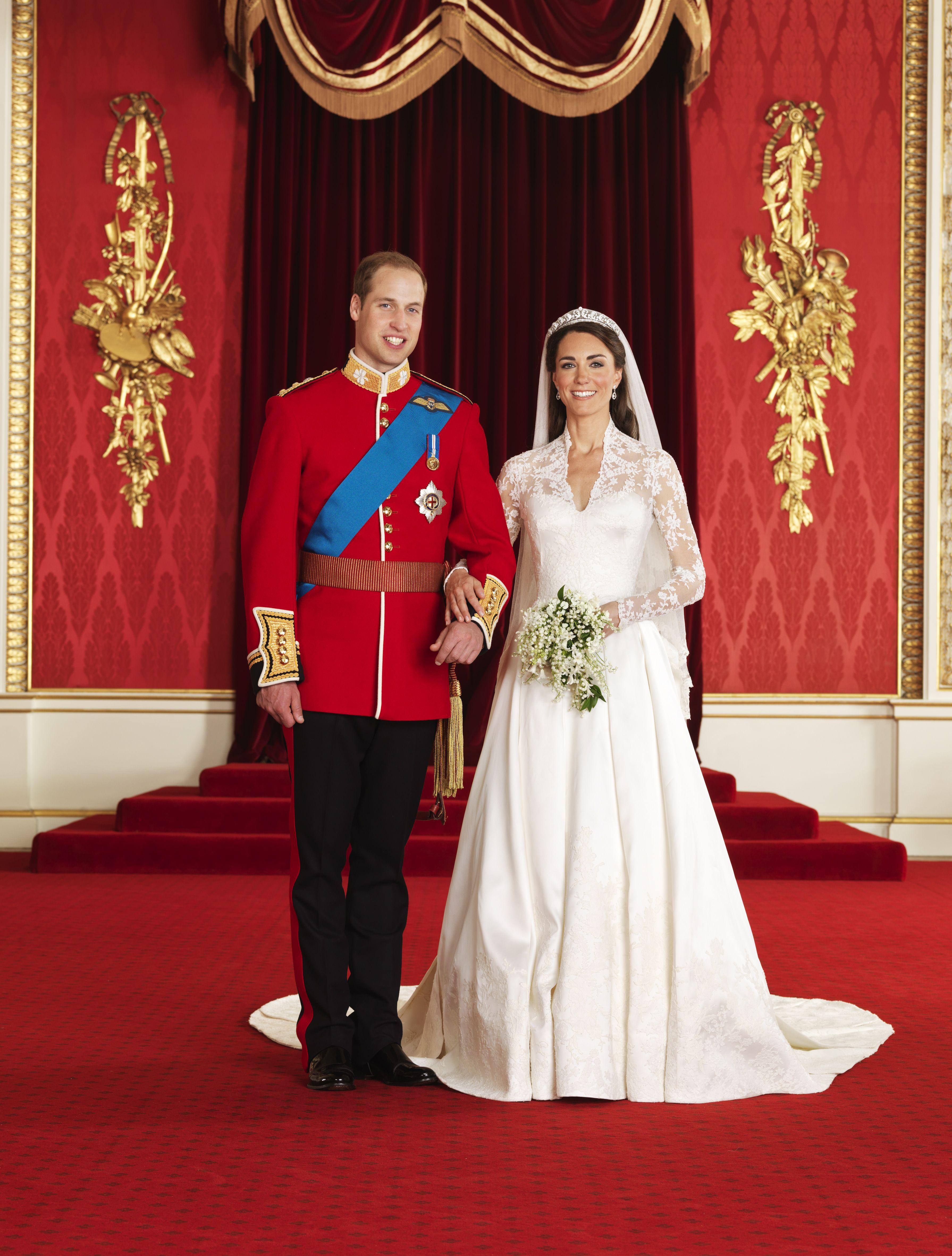 The Kate and Wills Royal Wedding