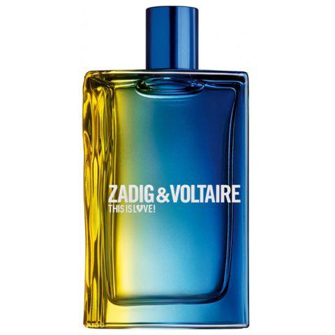 this is love de zadig et voltaire perfume para hombre