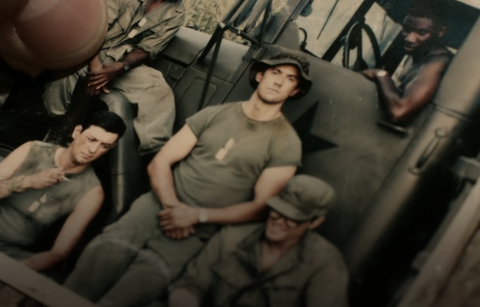 Fun, Muscle, Flesh, Soldier, Military, Crew,