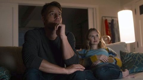 justin hartley as kevin in this is us season 5 premiere