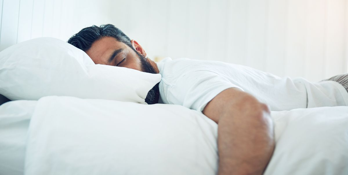 A Man Couldn't Breathe Properly for Months Because His Duvet Was Making Him Sick