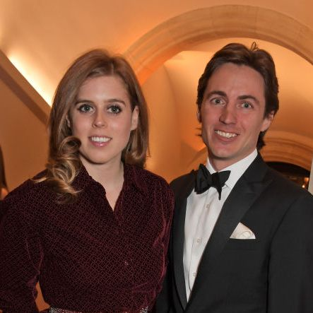 princess beatrice gives a sneak peek into her fiancé's gorgeous cotswolds home