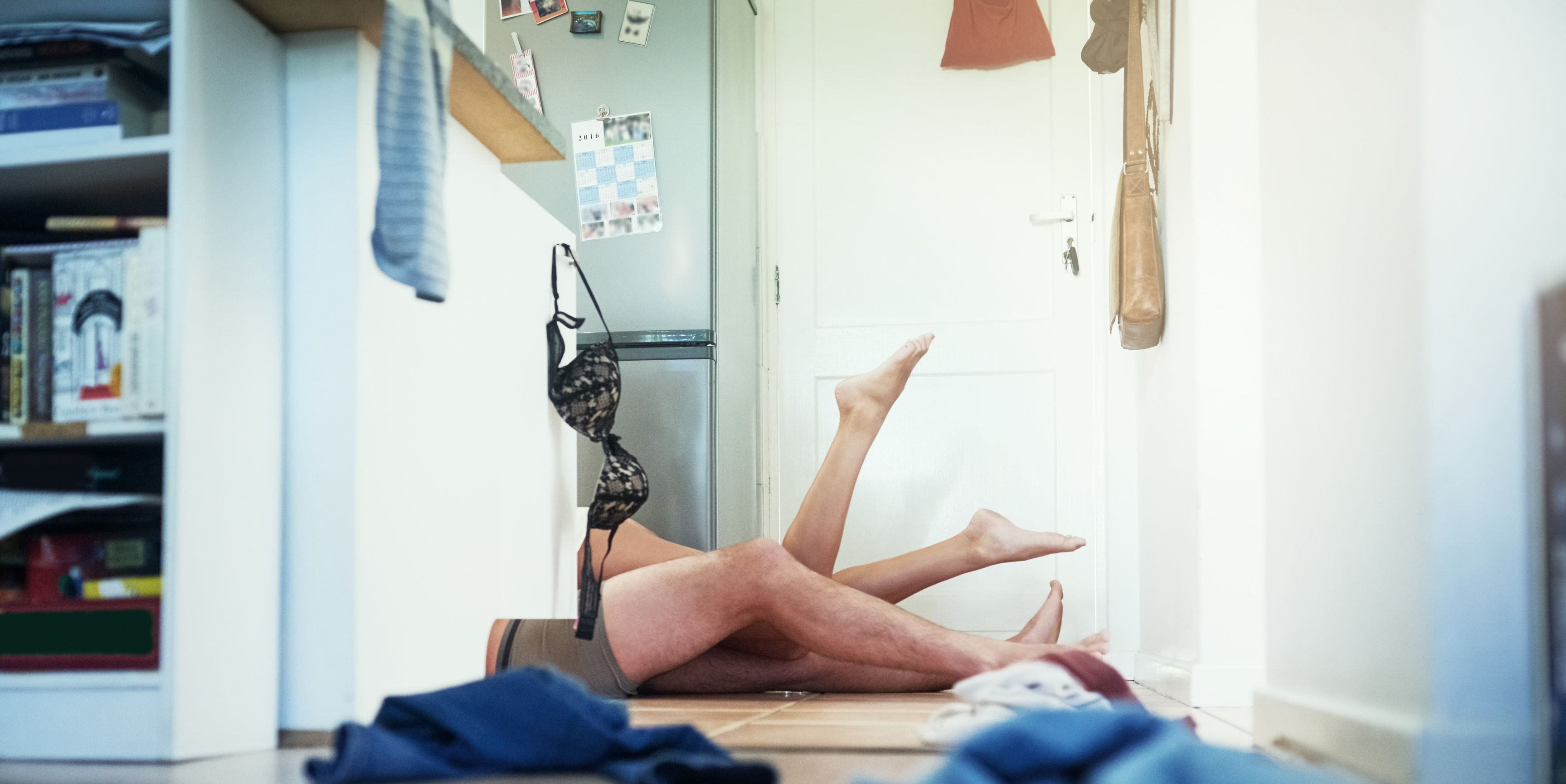 9 Quickie Sex Positions That Will Get The Job Done